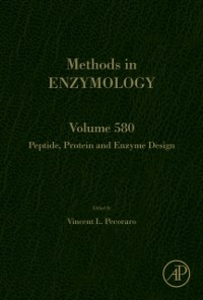 Ebook in inglese Peptide, Protein and Enzyme Design -, -