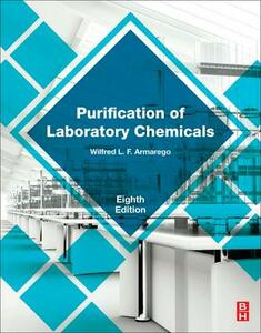 Purification of Laboratory Chemicals - W. L. F. Armarego - cover