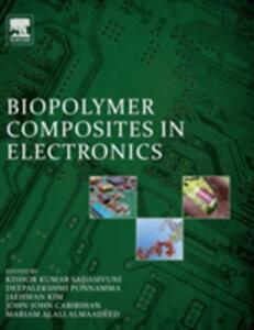 Biopolymer Composites in Electronics - cover