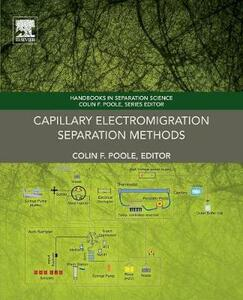 Capillary Electromigration Separation Methods - cover
