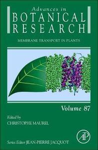 Membrane Transport in Plants - cover