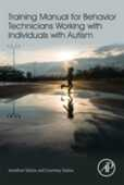 Libro in inglese Training Manual for Behavior Technicians Working with Individuals with Autism Jonathan Tarbox Courtney Tarbox