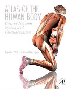 Atlas of the Human Body: Central Nervous System and Vascularization - Branislav Vidic,Milan Milisavljevic - cover