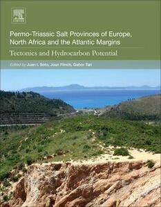 Permo-Triassic Salt Provinces of Europe, North Africa and the Atlantic Margins: Tectonics and Hydrocarbon Potential - cover