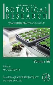 Transgenic Plants and Beyond - cover