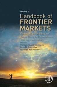 Foto Cover di Handbook of Frontier Markets, Ebook inglese di  edito da Elsevier Science