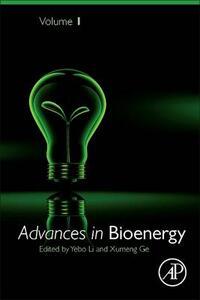 Advances in Bioenergy - cover