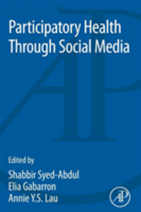 Ebook in inglese Participatory Health through Social Media -, -