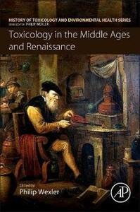 Toxicology in the Middle Ages and Renaissance - cover