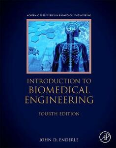 Introduction to Biomedical Engineering - John Enderle - cover
