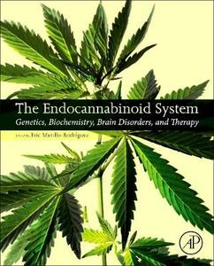 The Endocannabinoid System: Genetics, Biochemistry, Brain Disorders, and Therapy - cover