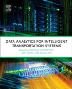 Data Analytics for Intelligent Transportation Systems - cover