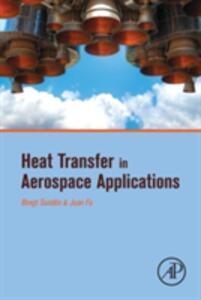 Heat Transfer in Aerospace Applications - Bengt Sunden,Juan Fu - cover