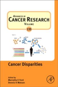 Cancer Disparities - cover