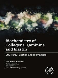 Ebook in inglese Biochemistry of Collagens, Laminins and Elastin Karsdal, Morten