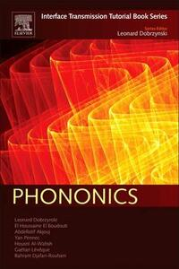 Phononics: Interface Transmission Tutorial Book Series - Leonard Dobrzynski - cover