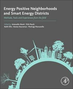 Energy Positive Neighborhoods and Smart Energy Districts: Methods, Tools, and Experiences from the Field - cover