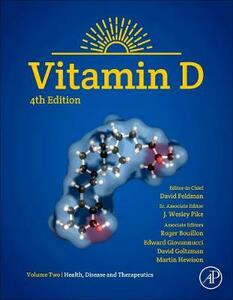 Vitamin D: Volume 2: Health, Disease and Therapeutics - cover