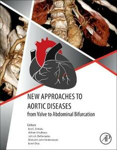New Approaches to Aortic Diseases from Valve to Abdominal Bifurcation - cover