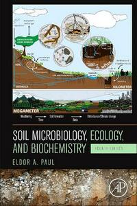 Soil Microbiology, Ecology and Biochemistry - Eldor A. Paul - cover