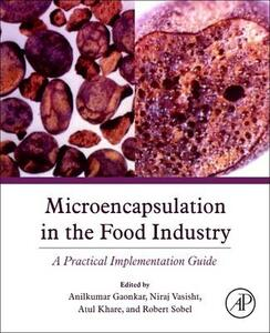 Microencapsulation in the Food Industry: A Practical Implementation Guide - cover
