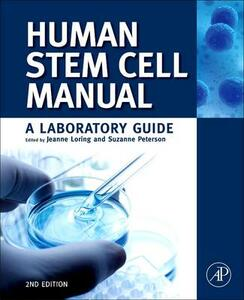 Human Stem Cell Manual: A Laboratory Guide - cover