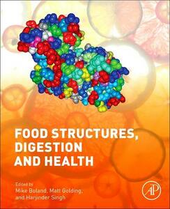 Food Structures, Digestion and Health - cover