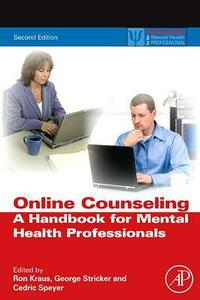Online Counseling: A Handbook for Mental Health Professionals - cover