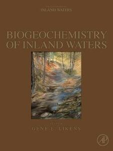 Biogeochemistry of Inland Waters - cover