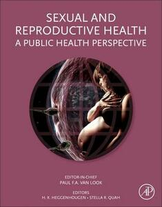 Sexual and Reproductive Health: A Public Health Perspective - cover