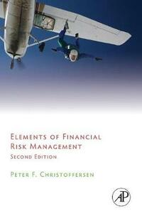 Elements of Financial Risk Management - cover