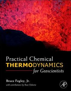 Practical Chemical Thermodynamics for Geoscientists - cover