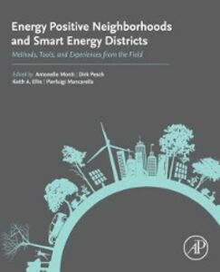 Foto Cover di Energy Positive Neighborhoods and Smart Energy Districts, Ebook inglese di  edito da Elsevier Science