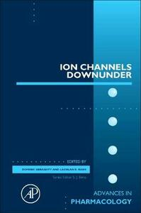 Ion Channels Down Under - cover