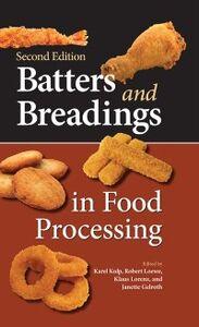 Ebook in inglese Batters and Breadings in Food Processing Kulp, Karel