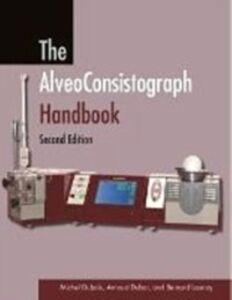 Foto Cover di AlveoConsistograph Handbook, Ebook inglese di Michel Dubois, edito da Elsevier Science