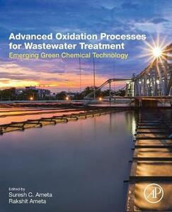 Advanced Oxidation Processes for Wastewater Treatment: Emerging Green Chemical Technology - cover