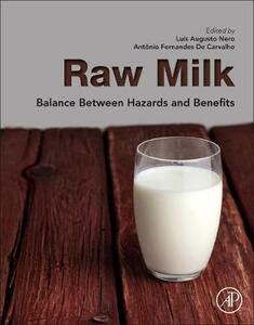 Raw Milk: Balance Between Hazards and Benefits - cover