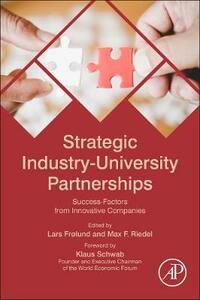 Strategic Industry-University Partnerships: Success-Factors from Innovative Companies - Riedel,Frolund - cover