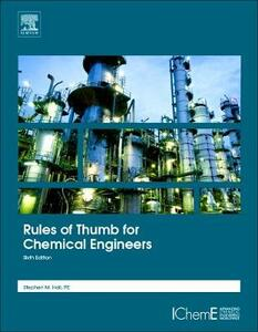 Rules of Thumb for Chemical Engineers - Stephen Hall - cover