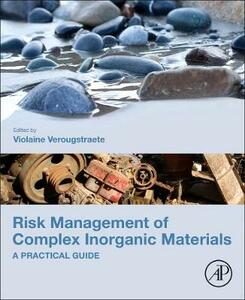 Risk Management of Complex Inorganic Materials: A Practical Guide - cover