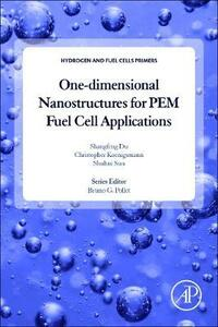 One-dimensional Nanostructures for PEM Fuel Cell Applications - Shangfeng Du - cover