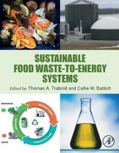 Sustainable Food Waste-to-Energy Systems - cover
