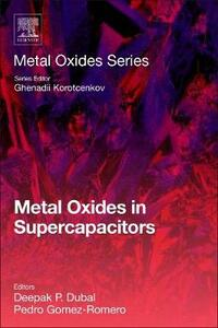 Metal Oxides in Supercapacitors - cover
