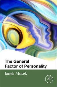 The General Factor of Personality - Janek Musek - cover