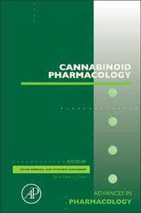 Cannabinoid Pharmacology - cover