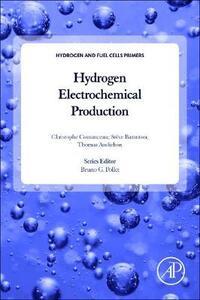 Hydrogen Electrochemical Production - Christophe Coutanceau,Steve Baranton - cover