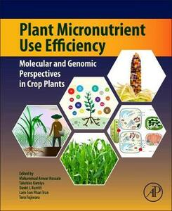 Plant Macronutrient Use Efficiency: Molecular and Genomic Perspectives in Crop Plants - cover