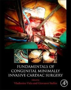 Fundamentals of Congenital Minimally Invasive Cardiac Surgery - Vida - cover