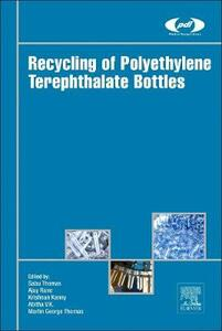 Recycling of Polyethylene Terephthalate Bottles - cover